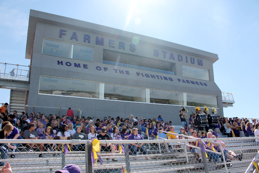 Stadium renovations please eager crowds for first game