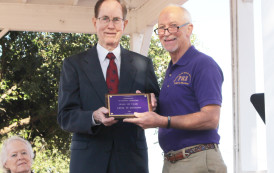 Education honored with award