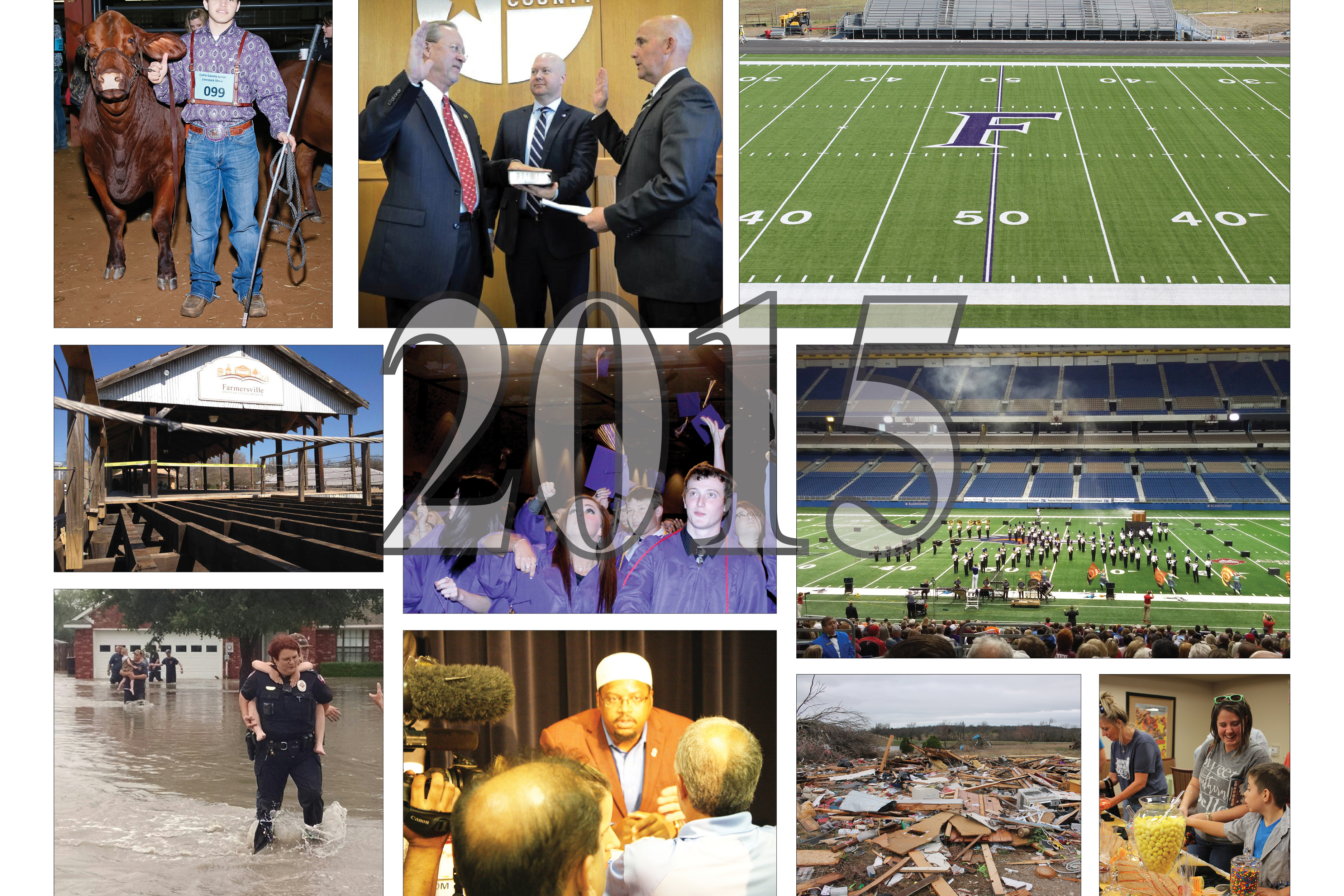 Looking back, moving forward: A year in review