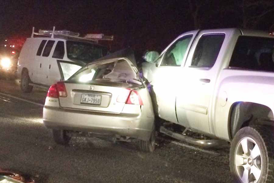 Communities mourn loss of two after wreck