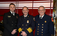 Former Fire Chief retires from Burleson