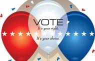 Voting now underway