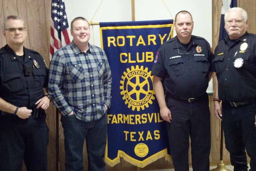 Protecting and serving: Firefighter, Police Officer of the Year honored
