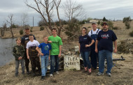 Tornado recovery efforts continue throughout Spring Break