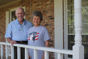 Farmersville residents Bob and Claude Ann Collins are related to two of the characters in the hit film Free State of Jones.