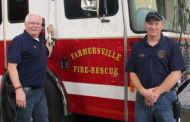 All fired up: Lisman hired for FD