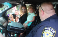 A friend like me: Summer Reading Club thanks local police, fire department