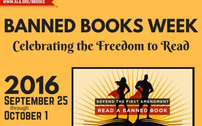 Banned Books Week honors fREADom
