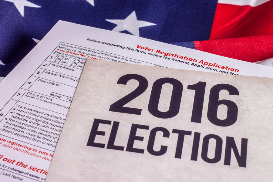 Early voting for presidential election begins Oct. 24