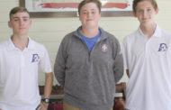 Hear it here: Freshmen trio broadcasting games online