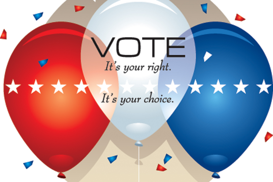Election Day Tuesday