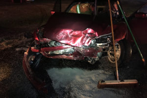 A 2006 Honda Accord driven by Kenneth Wilbanks, 51, of Farmersville was involved in a wreck Nov. 3 on Hwy. 78 and CR. 607. Wilbanks was transported for injuries sustained in the crash. A 2010 Honda Accord driven by Esteban Alvarado, 54, of Wylie was also involved in the crash Oct. 3. According to police reports, while Alvarado was traveling south on Hwy. 78, the Accord driven by Wilbanks turned in front of him and failed to yield.