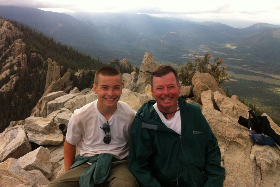 Beloved father, son killed in plane crash