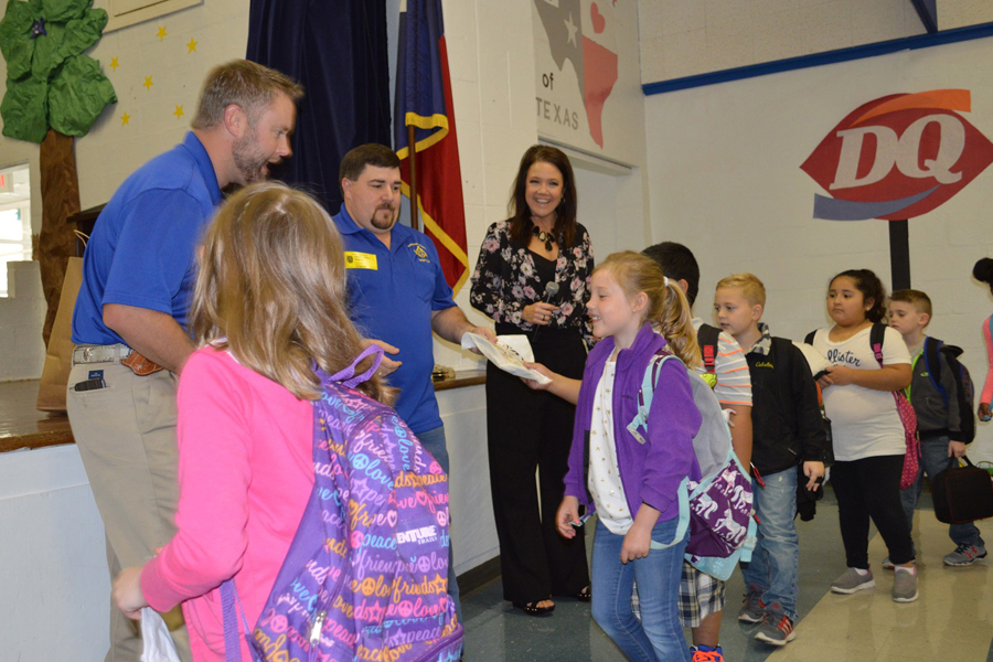 Masonic Lodge helps support healthy teeth