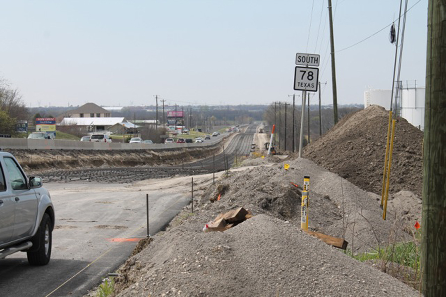 The long road to completion: Hwy. 78 to miss deadline