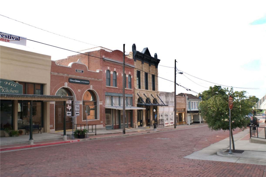 Farmersville receives National Registry classification