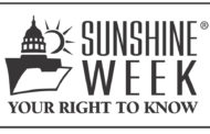 Government accessibility and your rights: Sunshine Week celebrated March 12-18