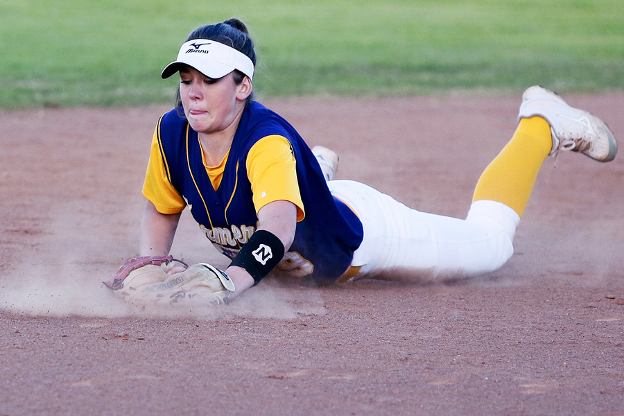 Late innings thriller: Lady Farmers ride two-run sixth to victory
