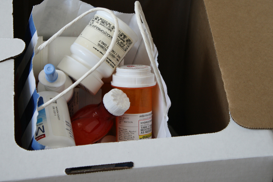 Drug take back day April 29