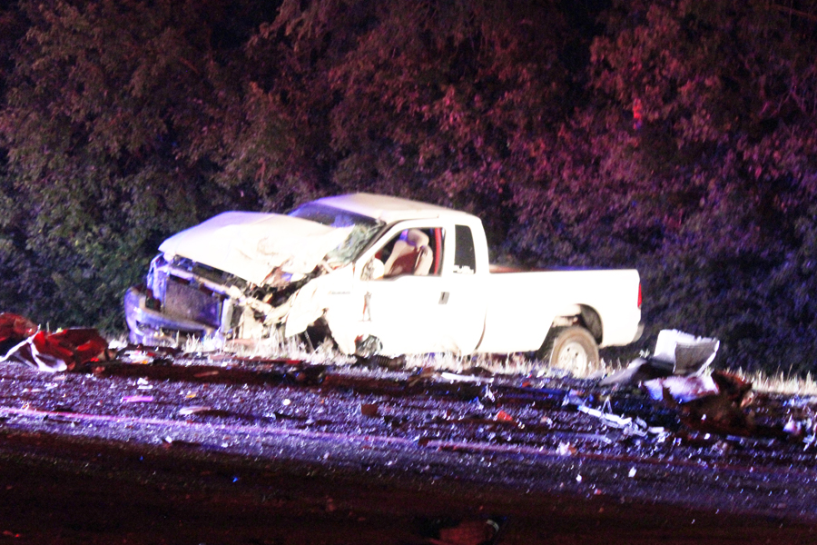Hwy. 78 shut down for hours after fatality