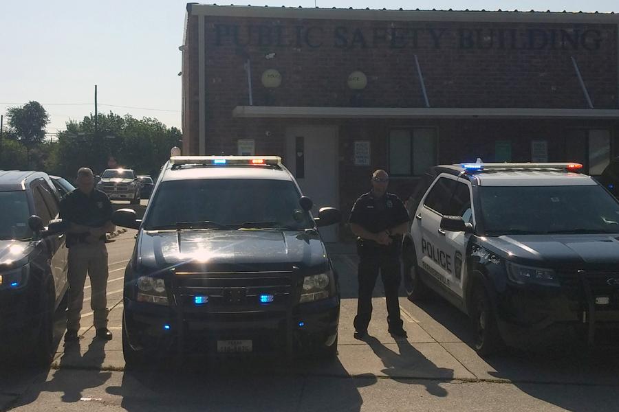 Police look back at year after Dallas ambush