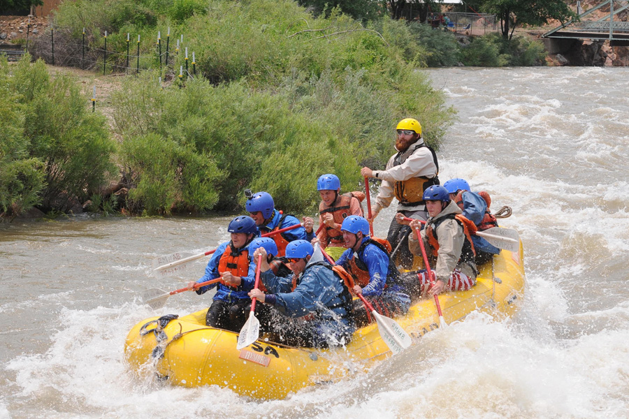 Rapid test of skills: Troop 310 braves the outdoors with Colorado summer camp