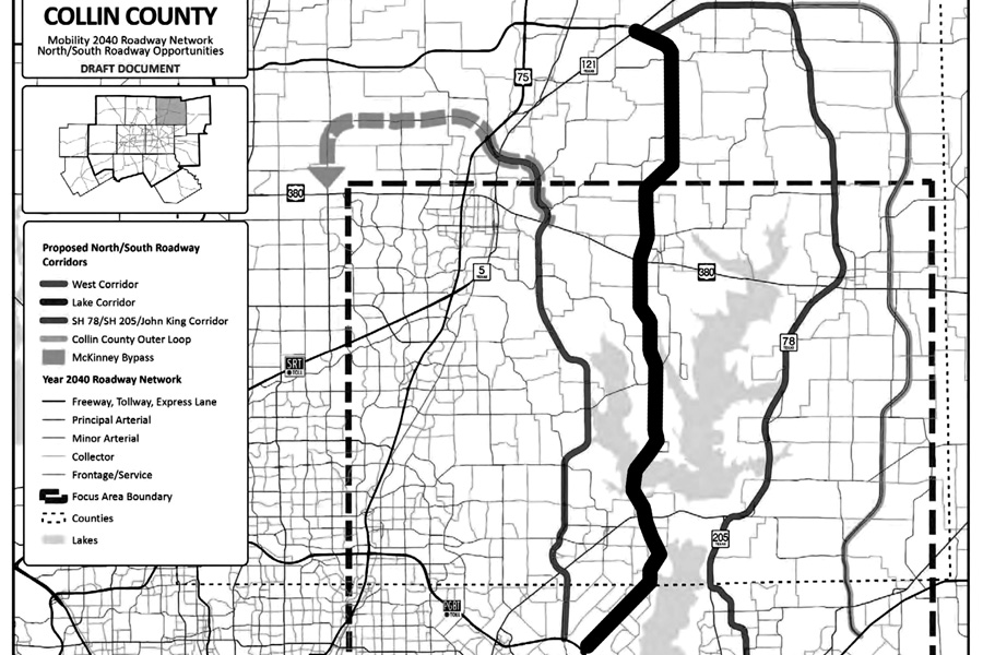 Agencies address roadways: Lake north-south corridor considered a favorite option