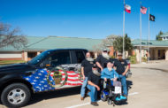 Whiskers for Wounded Warriors provides support for area veterans