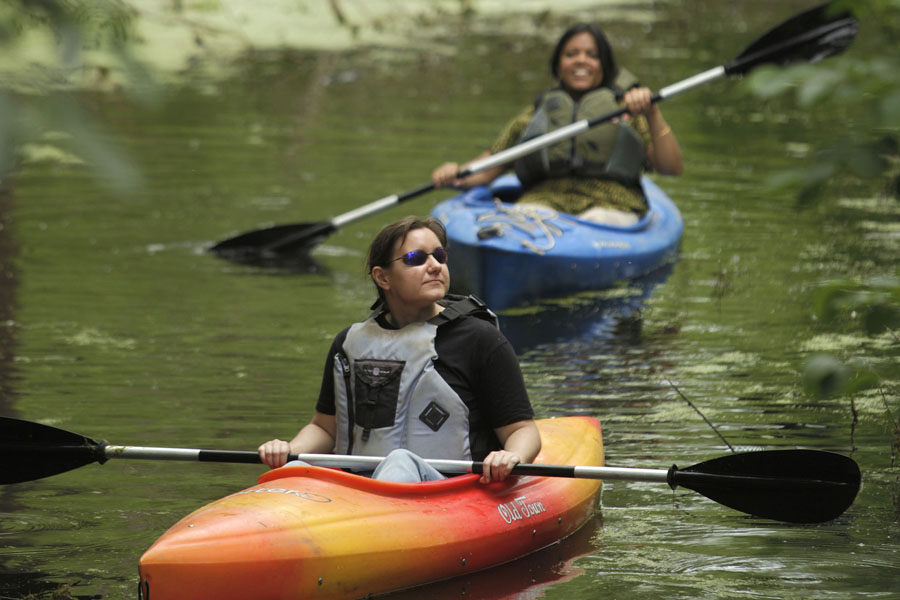 Activities abound at lakes: July is a great month to explore the outdoors