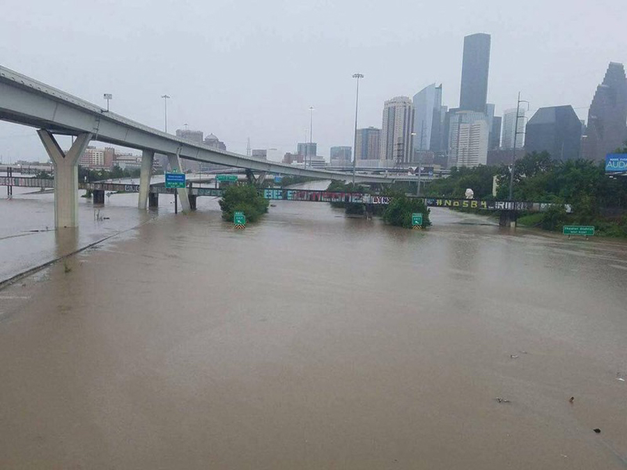 Flood victims in Houston and neighboring communities need your help