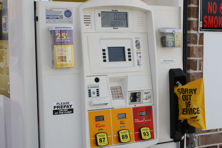Farmersville gas stations run short of fuel