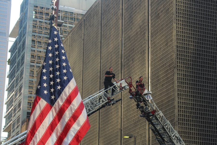 County first responders take part in stair climb