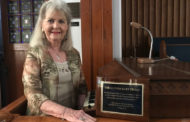 A sweet song of glory: Organist's dedication recognized by FUMC
