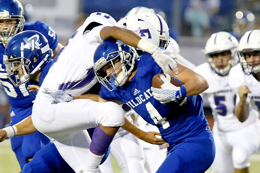 Bouncing back: Farmers eliminate turnovers, stifle Wildcats offense