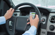 Texting while driving ban starts today
