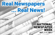 National Newspaper Week October 1-7, 2017