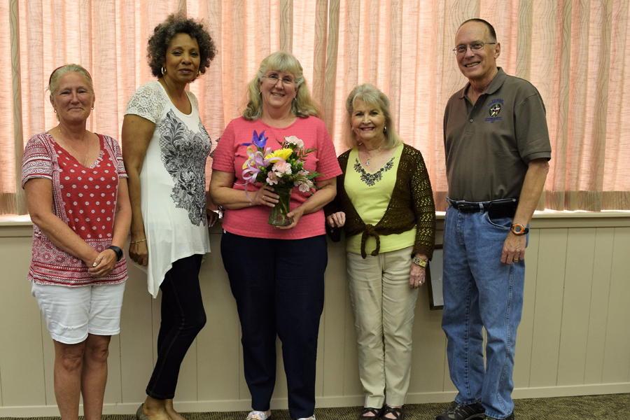 Farmersville Main Street manager resigns after 14 years