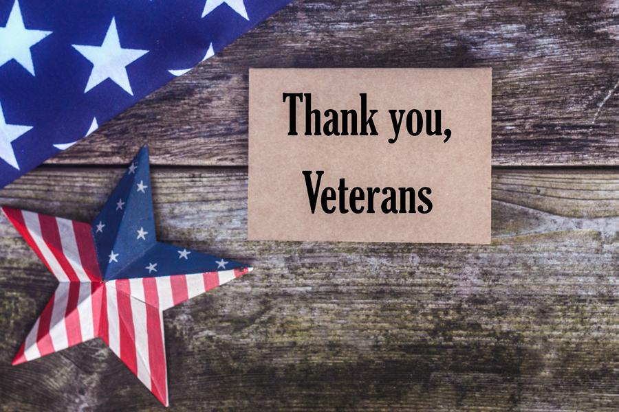 Deadline approaching for veterans photos