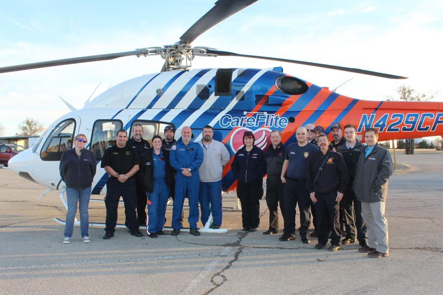 First EMT class prepares for graduation