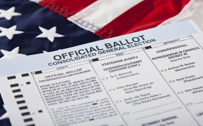 Local early voting to start Monday