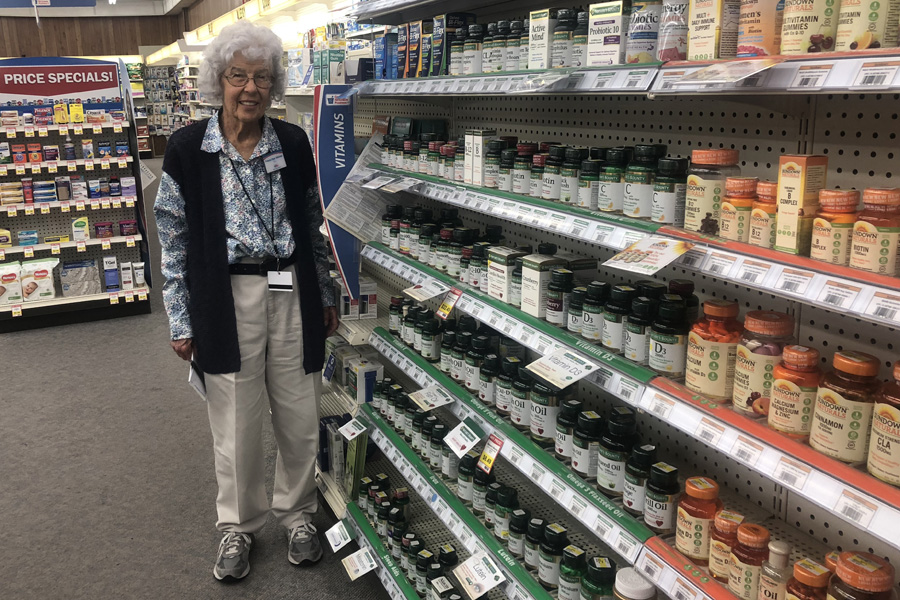 Prescribing success: Local pharmacist celebrates 60 years of service
