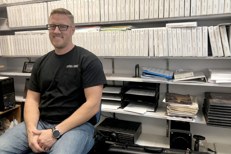 New Josephine City Hall now open