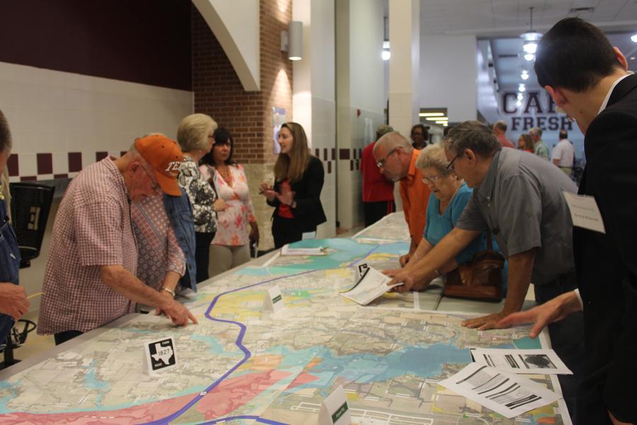 Hwy. 380 feasibility study meeting draws crowds