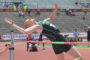 Getting it done: Gerner captures bronze in high jump at Austin