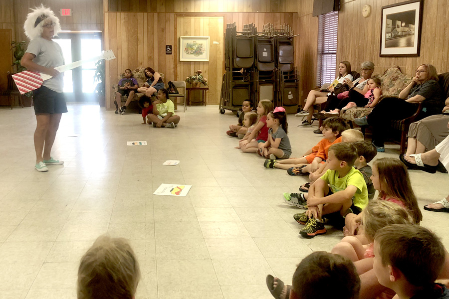 Reading rocks! Summertime fun kicks off with Summer Reading Club, churches