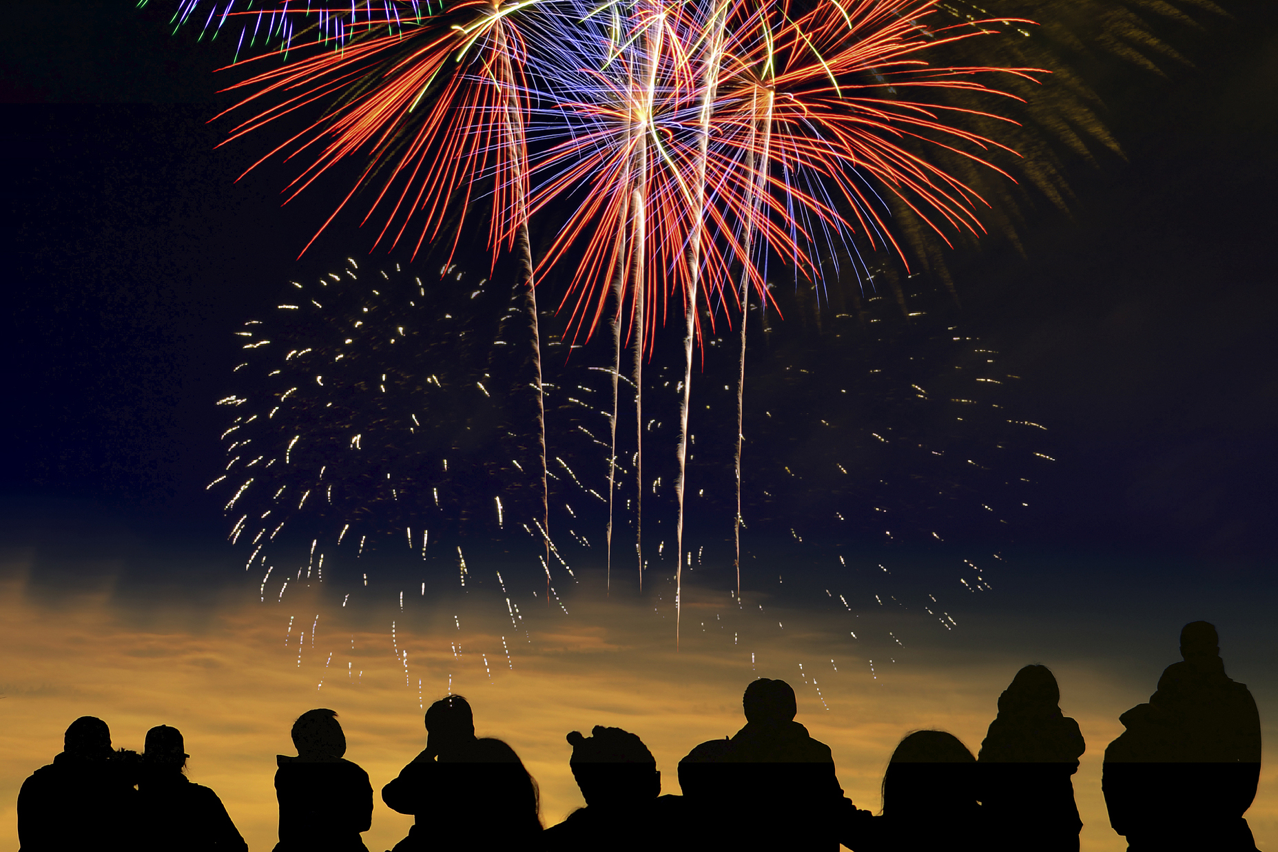 Fourth of July heralded by events
