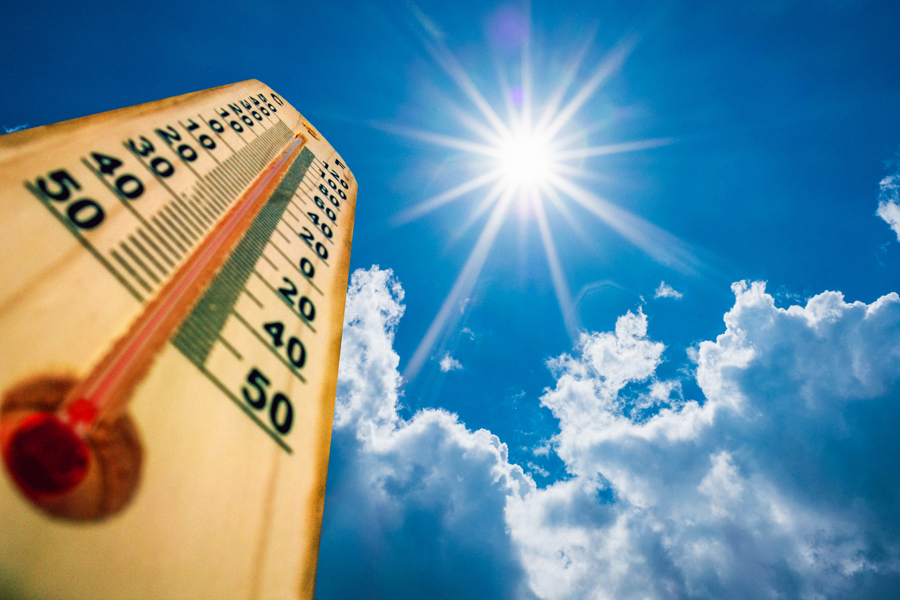 Vehicular heat stroke deaths preventable