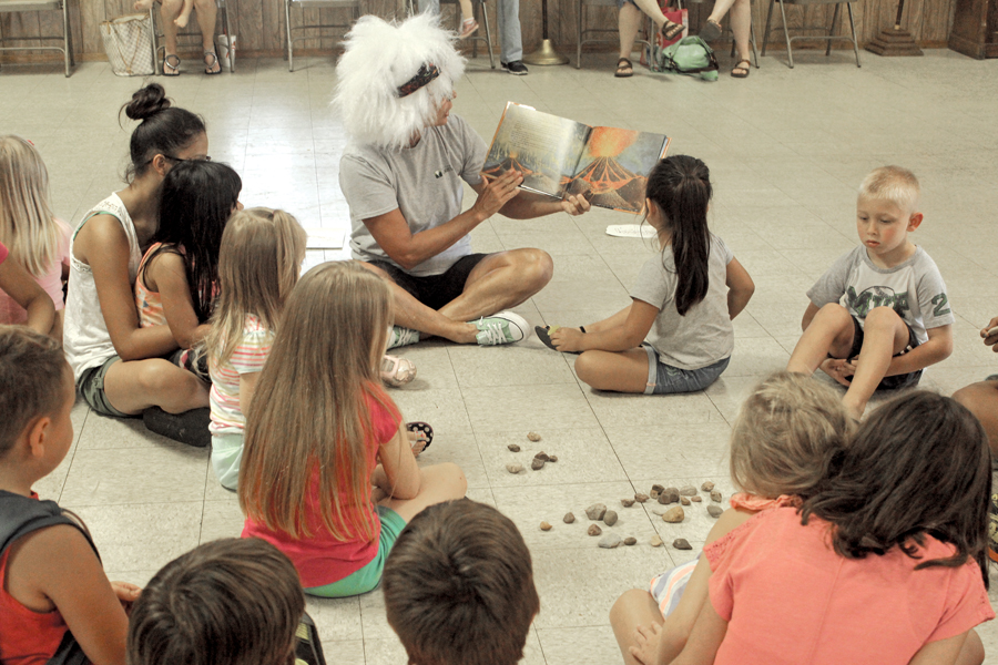 The myth of summer break: Teachers spend summer volunteering, working