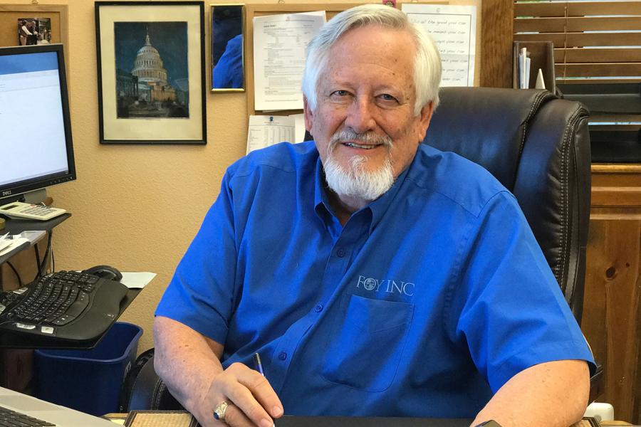 Foy Inc. celebrates 40 years