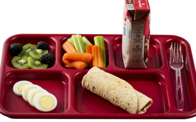 Free, reduced lunch application now online